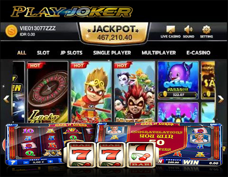 Gambaran Jackpot Slot Lightning God Ada Di Slot Joker123