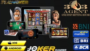 Agen Joker Game Slot Online Paling Mantul